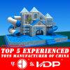 Customized Design Kindergarten Indoor Amusement Park Slide Soft Toy
