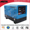 500A Engine Driven Dual Handle Arc Welding Machine