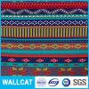 100% Cotton Fabric Good Quality Screen Printing Custom Design Cotton