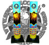 """No. 200 Golden Willow Barrage 2.5"""" Shell Tube Cake Fireworks"""