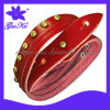 2014 Gus-Lb-102 Red Charming Bracelet in Cow Leather Material as Accessories for Stars