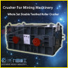 Granite Crushing Machine for Mining with Double Roller Crusher with ISO