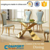 PU Feet Antique Dining Room Furniture