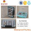 Waterproof Portable Plastic Fly Fishing Box