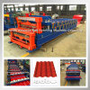 Double Layer Metal Sheet Profile Roll Forming Machine