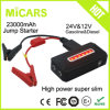 Portable Power Bank 23000mAh 12V/24V Jump Starter for Trucks