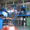 Upward Continuous Casting System for Oxygen-Free Copper Rod D