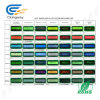 Customize Size COB 240*64 Dots Yellow-Green Backlight Display