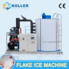Koller Microcomputer Intelligent Control 20tpd Flake Ice Machine for Fish