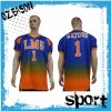 Top Quality Sublimated Custom American Football Uniforms for Team (AF011)
