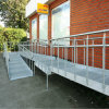 Haoyuan Steel Grating Gangway for Disabled People Serires Three