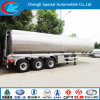 Saso Adr DOT 42000 Liters Aluminum Fuel Tank Semi Trailer