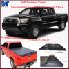 Hot Sale Retractable Tonneau Covers for Pickup Trucks for Tacoma Prerunner Dbc Double Cab 2014+