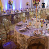 Clear Belle Chair PC Crystal Chairs