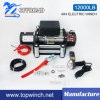 SUV 4X4 Electric Winch off-Road Winch Auto Winch (12000lb-4)
