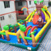 New Forest Design Inflatable Bouncy Fun City for Amusement Park