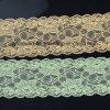 Nylon Spandex Elastic Jacquard Lace