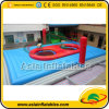 Outdoor Inflatable Bossaball Court Game for Beach