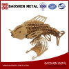 Precisely Laser Cutting Fish Metal Art Office/Gift /Home Decoration Sculpture From Manufacturer