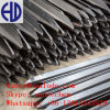 Galvanized Steel Fence Post, Bitumen Star Picket