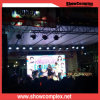 P6.25 High Resolution Rental Full Color LED Video Wall
