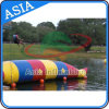 PVC Tarpaulin Inflatable Water Blob, Inflatable Water Jumping Pillow