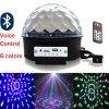 RGB Bluetooth LED Magic Ball Stage Disco Laser Party Light