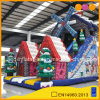 New Design PVC Windmill Inflatable Slide Snowhouse Kid Slide (AQ01810)