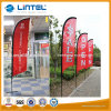 Outdoor Strong Aluminum Swoop Feather Banner Flags