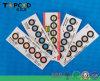 Cobalt Chloride Free 10%-60% Humidity Indicator Card PCB Used