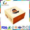 Rigid Paper Cardboard Cake Box with Handle