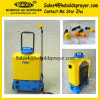 16L Trolley Garden Battery Sprayer with Wheels