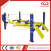 Guangli Factory Car Repair Equipment Four Post Car Lift for Four-Wheel Aligment (GL-4-4E1)