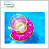 Promotional Gift Inflatable Toy Cup Holder for Swimming Pool