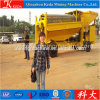 China Alluvial Gold Mining Drum Screen
