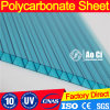 8mm Clear 100% Vigin Bayer Materials Roofing Panels