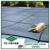 Green Winter Swimming Pool Cover