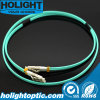 Fiber Patch Cable Duplex LC to LC 10g 2.0mm Aqua