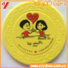Food Grade Silicon Cover Lid with Custom Design Print Logo and Debossed/Embossed Logo