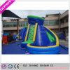 0.5mm Plato PVC Commercial Kids Inflatable Water Slide