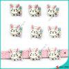 Cute Hare Slide Charms for Girl Bracelet Charms (SC16040929)