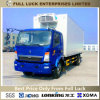 Sinotruk Rhd 5 Ton Refrigerated Truck / Refrigerator Van