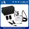 HSENG mini compressor air nail art HS08ADC-KC