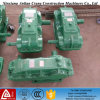 Zq500 Type Gear Speed Reducer Gearbox with Motor