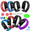 Colorful Waterproof Smart Bracelet with Heart Rate and Pedometer A01