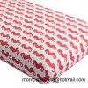 Wholesale Low Price Jersey Cotton Printing Crib Sheet for Baby