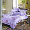Home Textile Satin Bedding Set Cotton Luxury Embroidery Bedding Set