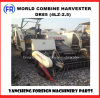World Combine Harvester Dr85