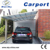 Durable Portable Polycarbonate and Aluminum Carport Car Shelter (B800-2)