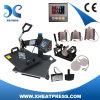 Combo Heat Press Machine 8in1
